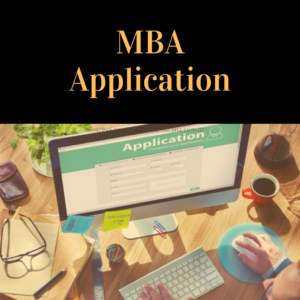 MBA Application
